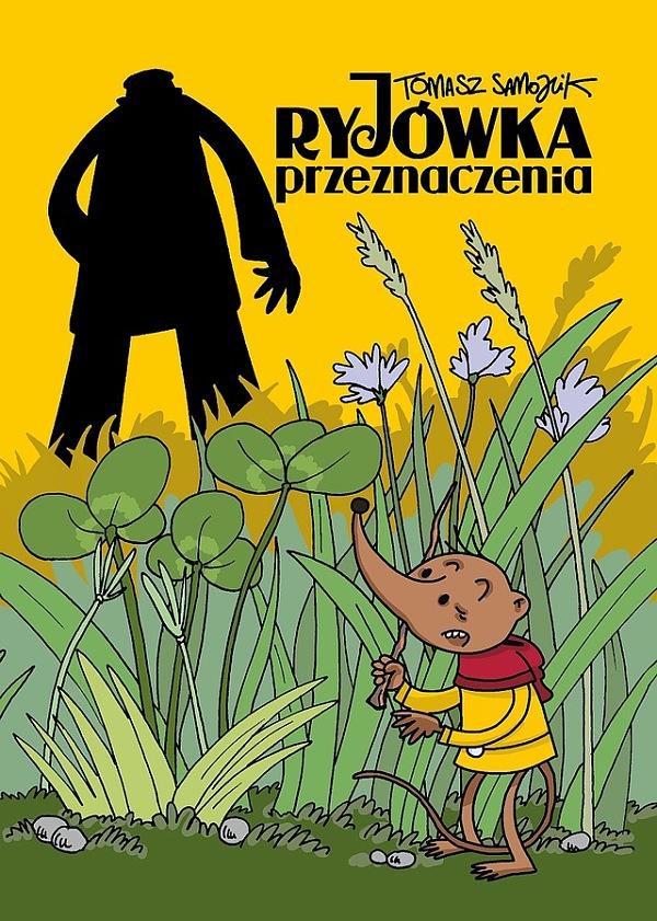 komiksy o zwierzętach, komiksy o przyrodzie, komiksy dla dzieci, komiksy dla dorosłych, jaki komiks przeczytać, Wielki zły lis, Umarły las, Nieumarły las, Zew padliny, Ryjówka przeznaczenia, Norka zagłady, Powrót rzęsorka, Ostatni żubr, W koronie, Obiecanki, Kuro, Wilcze dzieci, Wbrew naturze, Maus